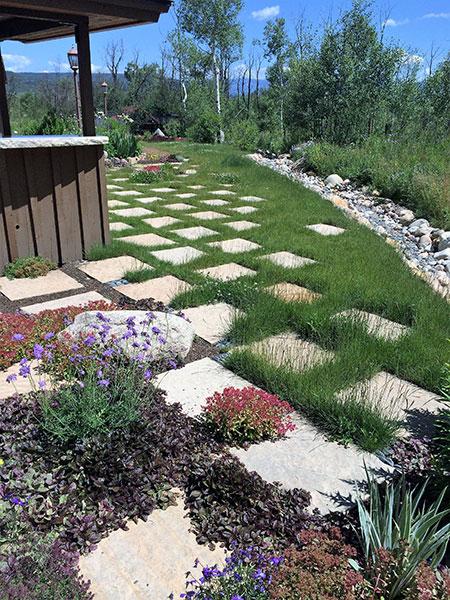 Native Eco Design Patio